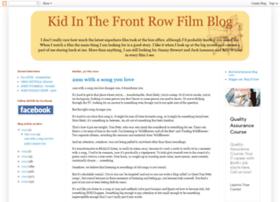 kidinthefrontrow.com