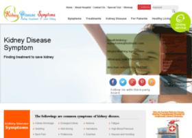 kidney-symptom.com