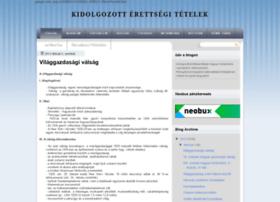 kidolgozott-erettsegi-tetelek.blogspot.hu