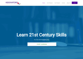 kidovators.com
