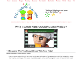 kids-cooking-activities.com