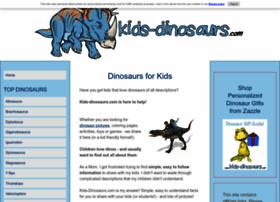kids-dinosaurs.com