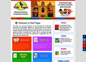 kids-pages.com