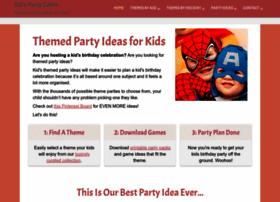 kids-partycabin.com