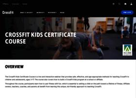 kids.crossfit.com