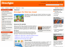 kids.direct.gov.uk