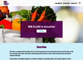 kids360charity.com