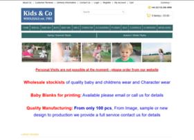 kidsandcowholesale.co.uk
