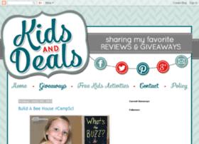 kidsanddeals.blogspot.com