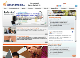 kidsandmedia.dk