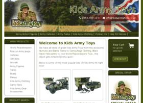 kidsarmytoys.co.uk