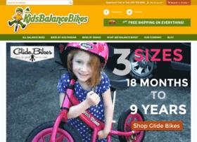 kidsbalancebikes.com
