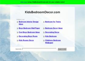 kidsbedroomdecor.com