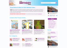 kidsbirthdaycakes.co.uk