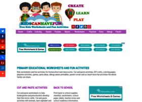 kidscanhavefun.com