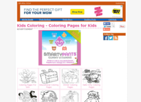 kidscoloring.org
