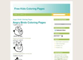 kidscoloringpages.wordpress.com