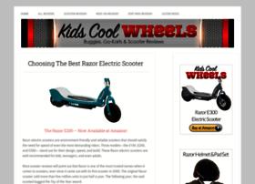 kidscoolwheels.com