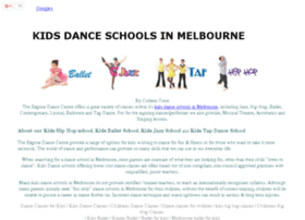 kidsdanceschoolsmelbourne.com.au