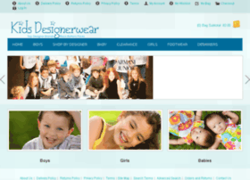 kidsdesignerwear.co.uk