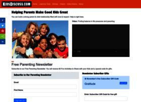 kidsdiscuss.com