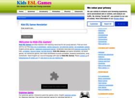 kidseslgames.com