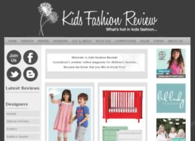 kidsfashionreview.com