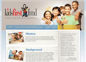 kidsfirstfundracine.org