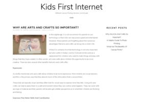 kidsfirstinternet.org
