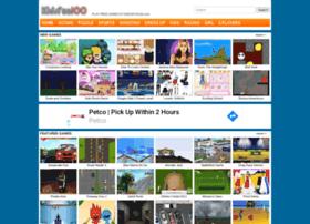 kidsfun100.com