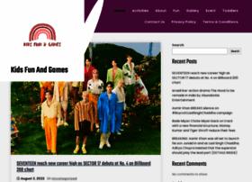 kidsfunandgames.net