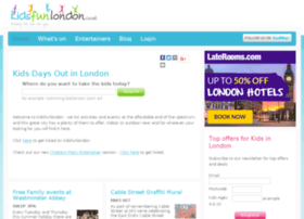 kidsfunlondon.co.uk