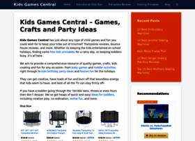 kidsgamescentral.com