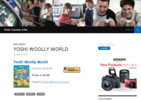 kidsgamessite.com