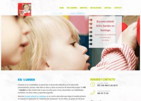 kidsgardensantiago.com