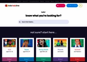 kidshelpline.com.au