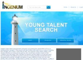kidsingenium.com