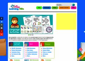 kidslearningville.com