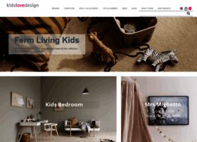 kidslovedesign.com