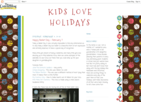 kidsloveholidays.blogspot.com