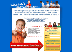 kidslovemartialartslexingtonsc.com