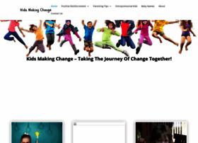 kidsmakingchange.com