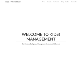 kidsmanagement.com