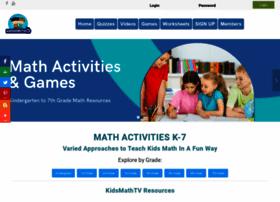 kidsmathtv.com