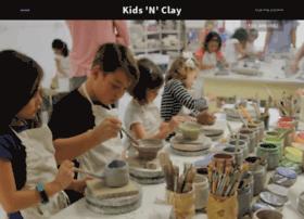 kidsnclay.com