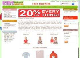 kidsorganicshop.com