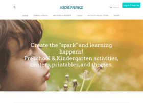 kidsparkz.com