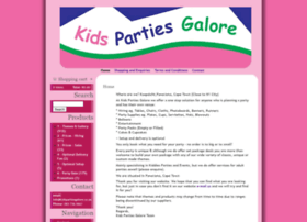 kidspartiesgalore.co.za
