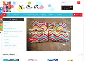 kidspartybags.com.au