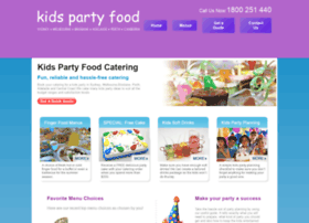 Kidspartyfood.com.au
